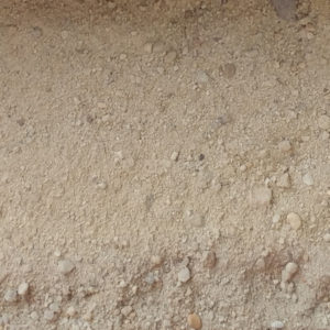 Class A Sand Sandstone with small pebbles